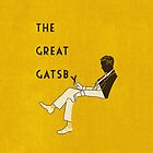 The Great Gatsby (Yellow) by runswithwolves