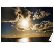Cooee Bay, Yeppoon Australia Poster