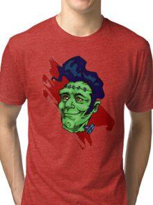 Hunka-Hunka Undead Love Tri-blend T-Shirt
