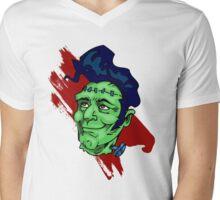 Hunka-Hunka Undead Love Mens V-Neck T-Shirt