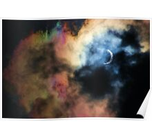The Solar Eclipse 2012 Poster