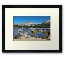 Ice House Reservoir impression Framed Print