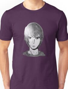 Epic Anime Dude Face Unisex T-Shirt