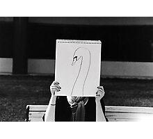 The Swan Photographic Print