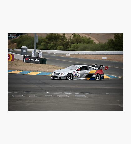 Cadillac LeMans GT II Photographic Print