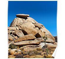 Cap Rock Poster