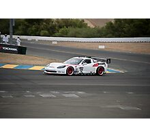 Corvette LeMans GT I Photographic Print