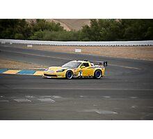 Corvette LeMans GT II Photographic Print