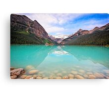 Lake Louise Tranquility Canvas Print