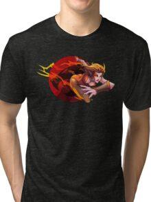 The Cheetah Tri-blend T-Shirt