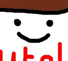 Nutella :D Sticker