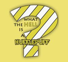 What the hell is a Hufflepuff? by JellyDesigns