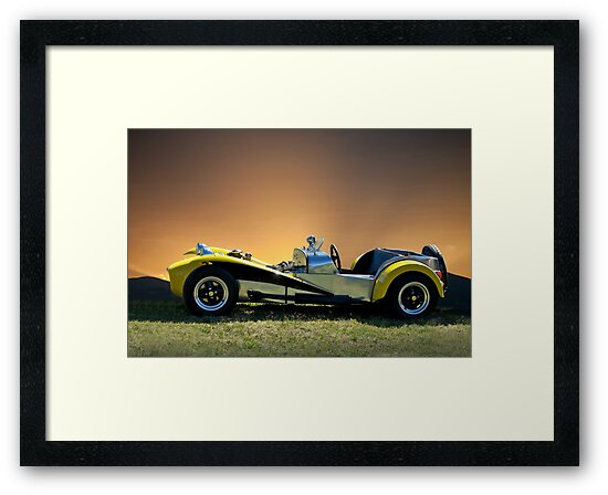 1964 Lotus Super 7 by DaveKoontz