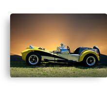 1964 Lotus Super 7 Canvas Print