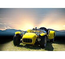 1964 Lotus Super 7 Photographic Print