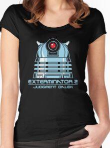 EXTERMINATOR 2 Women's Fitted Scoop T-Shirt