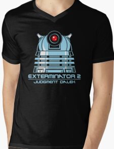 EXTERMINATOR 2 Mens V-Neck T-Shirt