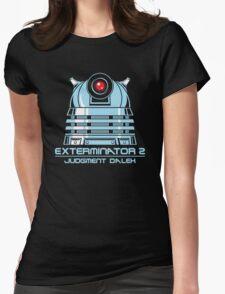 EXTERMINATOR 2 Womens Fitted T-Shirt