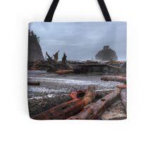 First beach Tote Bag