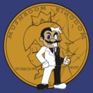 two face plumber by coinbox tees