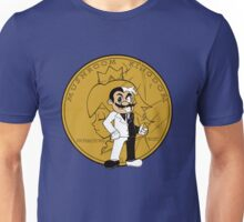 two face plumber Unisex T-Shirt