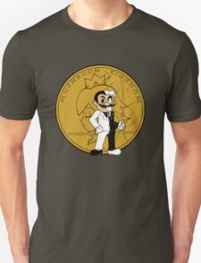 two face plumber T-Shirt