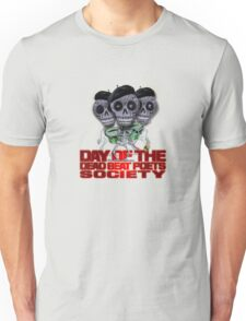 Day of the Dead Beat Poets Society  Unisex T-Shirt
