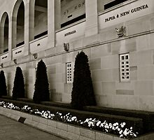 Australian War Memorial 3 by Matt Hill