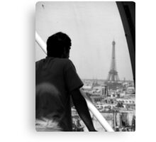 Tower View Canvas Print