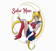 Sailor Moon by sailorneptune