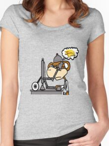 way of the future Women's Fitted Scoop T-Shirt