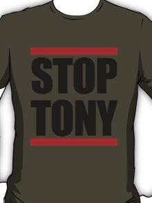 STOP TONY T-Shirt