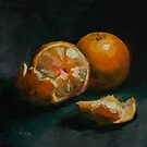 Oranges by Anny Arden