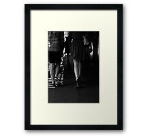 Tattoo . . . Framed Print