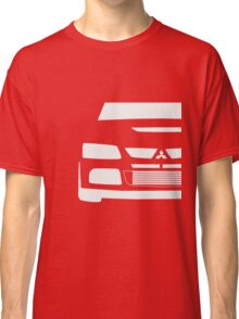 Mitsubishi Lancer Evolution Close Up Zoom - T Shirt / Phone Case Design  Classic T-Shirt