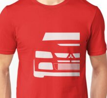 Mitsubishi Lancer Evolution Close Up Zoom - T Shirt / Phone Case Design  Unisex T-Shirt