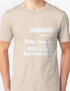 Mitsubishi Lancer Evolution Close Up Zoom - T Shirt / Phone Case Design  T-Shirt