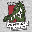 usa warriors croc by rogers bros by ukcotswolds