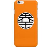 Super Sayan Suit iPhone Case/Skin