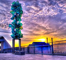 Tacoma Washington Sunrise by KiloPhotos