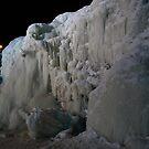 Ice Falls by Scott Hendricks