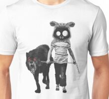 out for walk Unisex T-Shirt