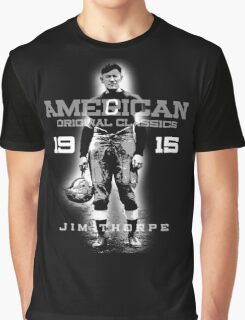 jim thorpe Graphic T-Shirt