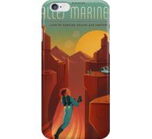 Valles Marineris iPhone Case/Skin