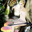 Untitled faerie 4 by David Knight
