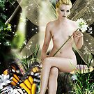 Untitled faerie 8 by David Knight