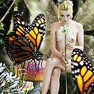 Untitled faerie 9 by David Knight