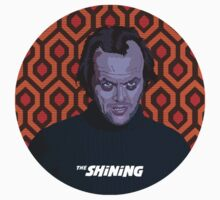 The Shining - Jack Torrance 2 by Tim Willis