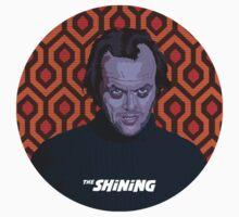 The Shining - Jack Torrance 2 by Tim Willis