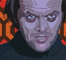 The Shining - Jack Torrance 2 Sticker